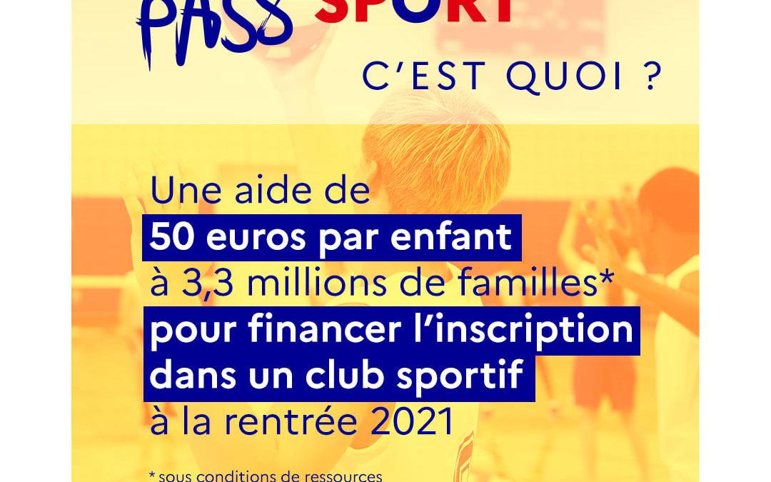 Aide à la reprise des activités sportives !!