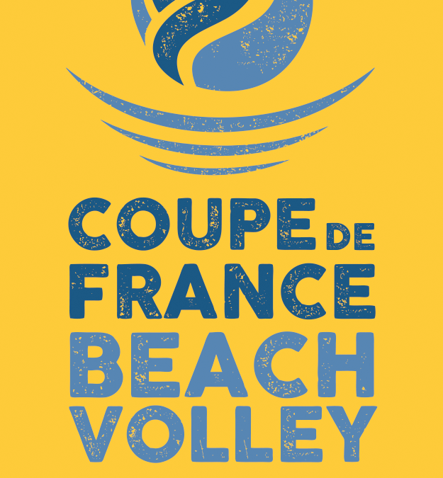 Coupe de France Beachvolley M18 !!!