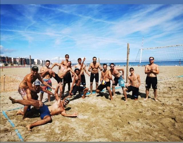 1er tour Coupe de France Beachvolley Séniors masculins !