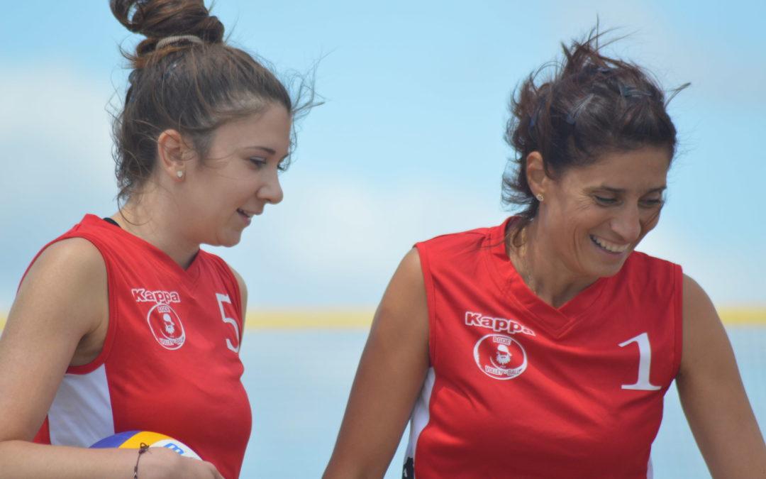 2ème tour Coupe de France Beachvolley Séniors au Grau d'Agde !!