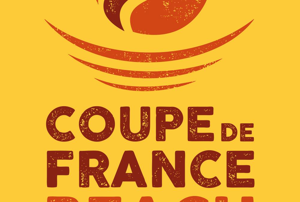 2ème tour de la Coupe de France Beachvolley Séniors !